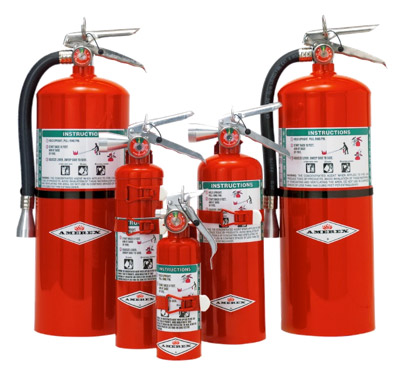 Fire Extinguisher Inspection in Pittsburgh PA